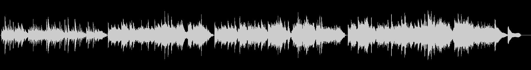 MESSAGE Pf+Vl+Flの未再生の波形