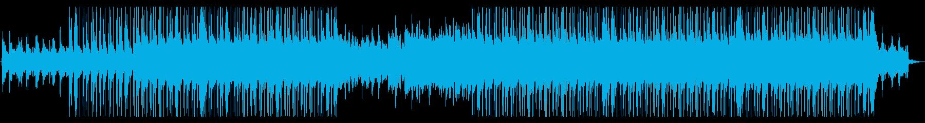 くつろぎの時間の再生済みの波形