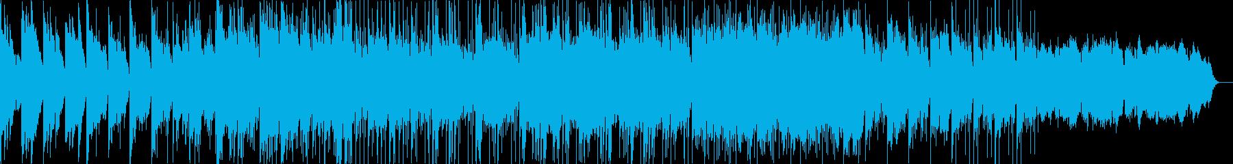 イージーリスニング 説明的 静か ...の再生済みの波形