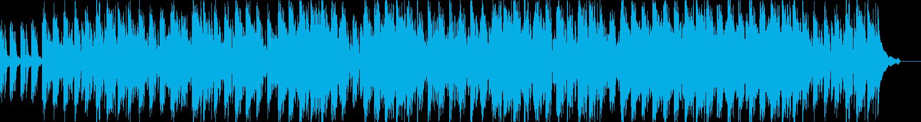 JAZZサスペンスドラマが似合うサウンドの再生済みの波形