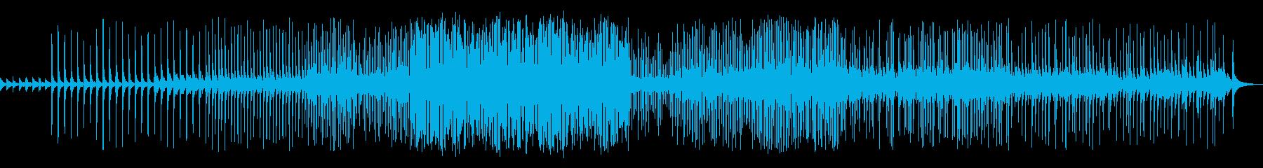 三味線が奏でる和風パッヘルベルのカノンの再生済みの波形