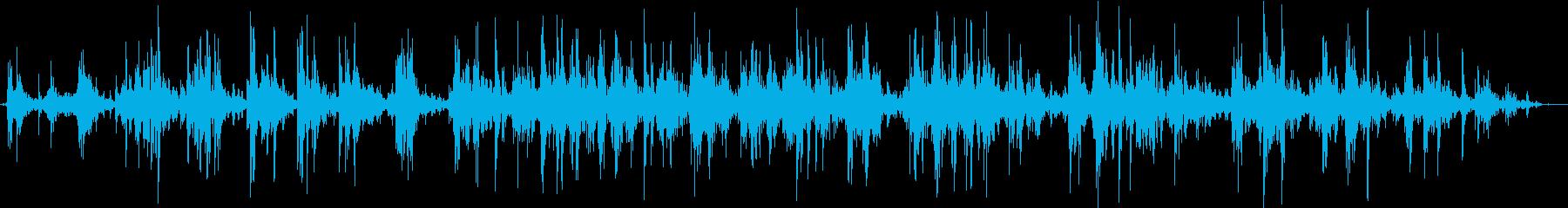シェイクアンドラトルウッドドア:ミ...の再生済みの波形