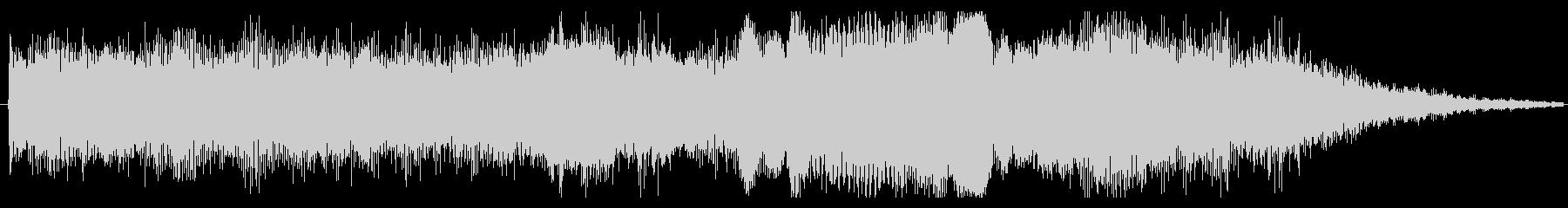 トランジション パッドスイープバズ01の未再生の波形