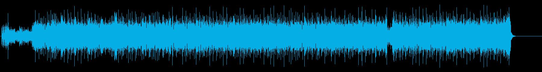 エレクトリック・ポップスの再生済みの波形