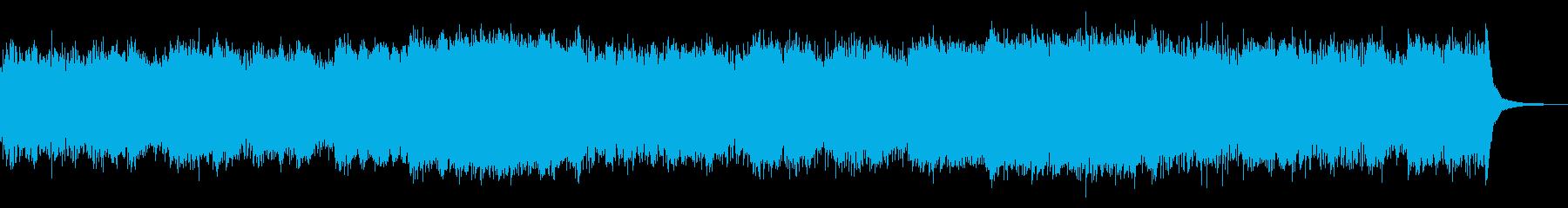 海底をイメージした切なく美しい幻想曲の再生済みの波形