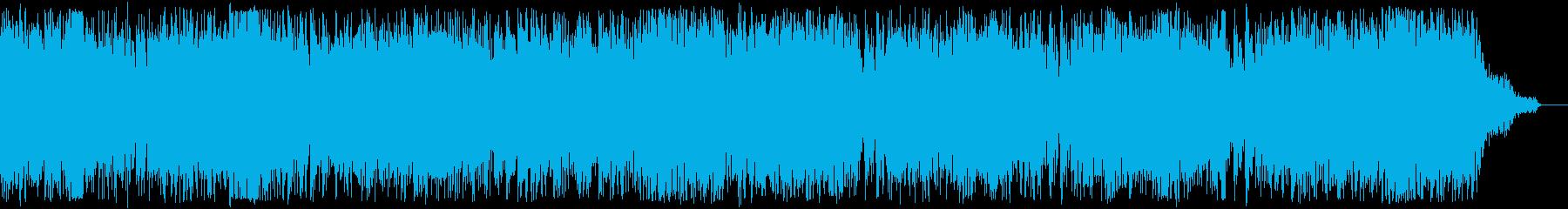 スラッジロック、潜在的で激しい打撃...の再生済みの波形