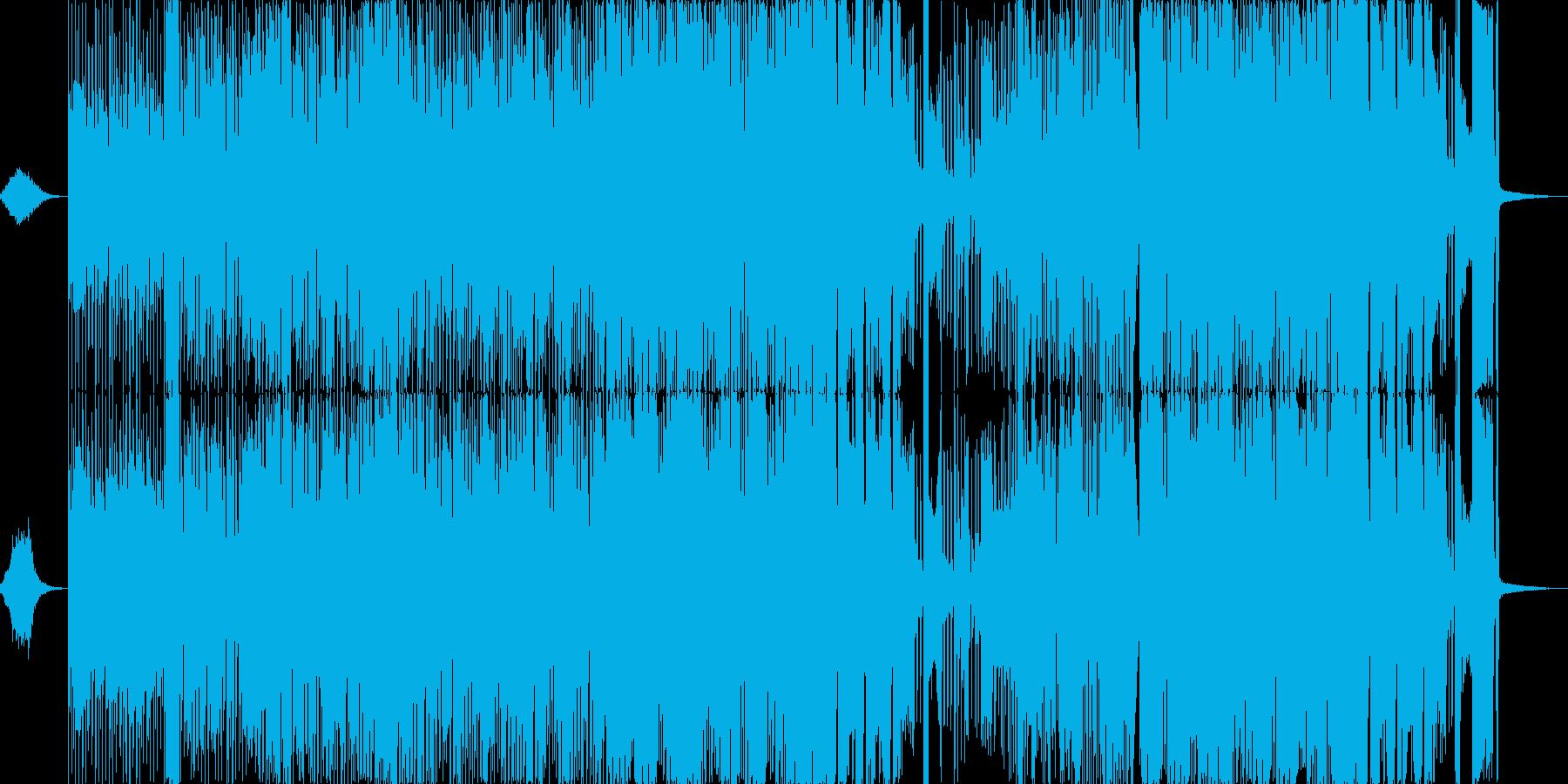 家。 80音。ヴィンテージの音。ア...の再生済みの波形