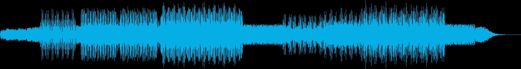 冷静になる。ニュージャズ、エレクト...の再生済みの波形