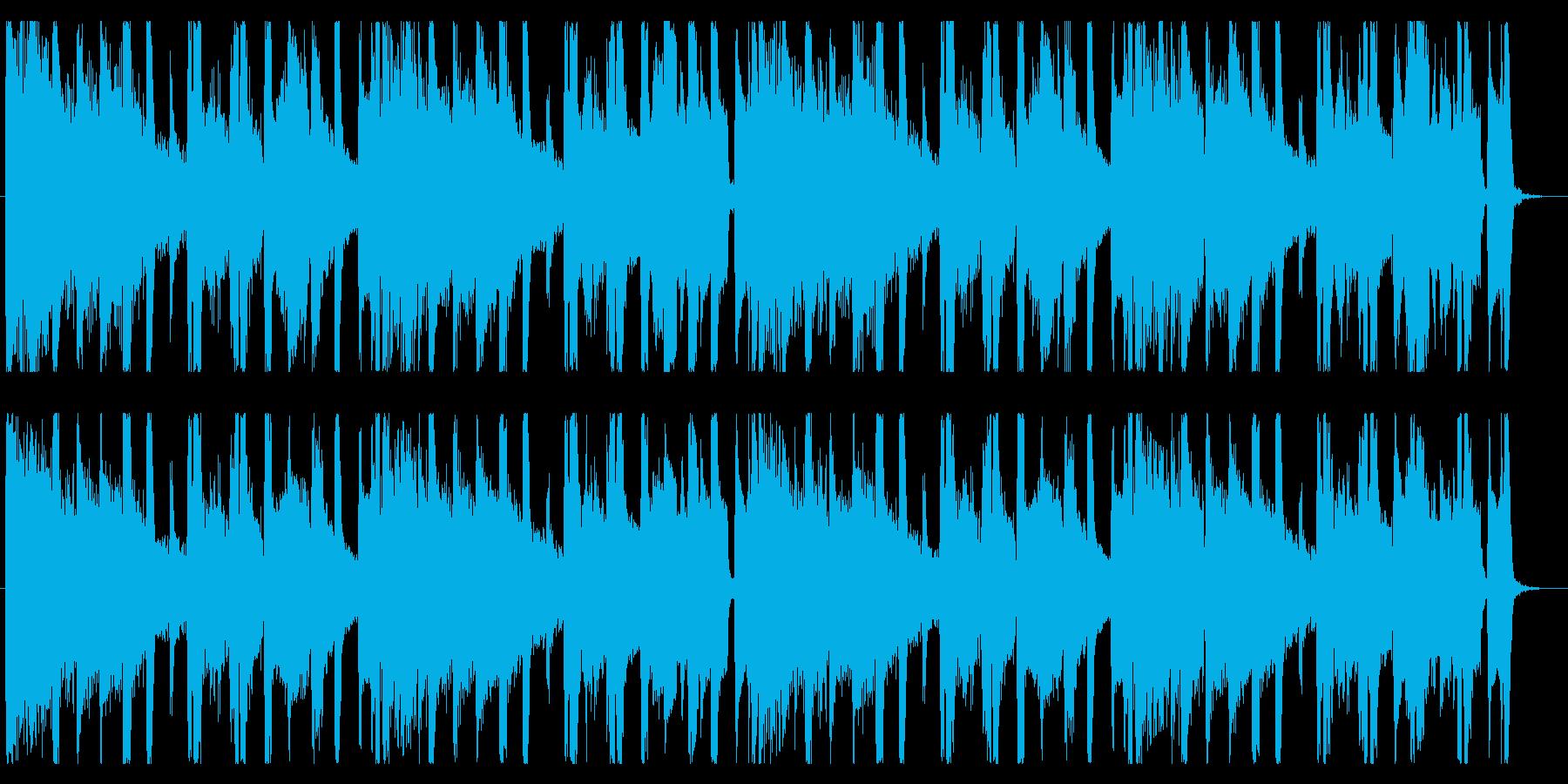 ムーディー/R&B_No395_4の再生済みの波形