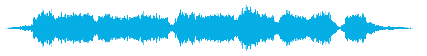 歌声が美しいニューエイジの再生済みの波形
