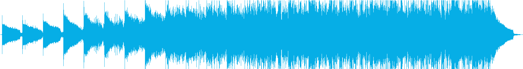 大気と壮大なチルアウト/プログレッ...の再生済みの波形