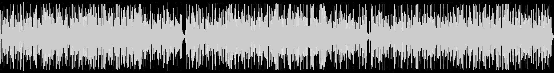 【ループ版】YouTubeワクワク…の未再生の波形