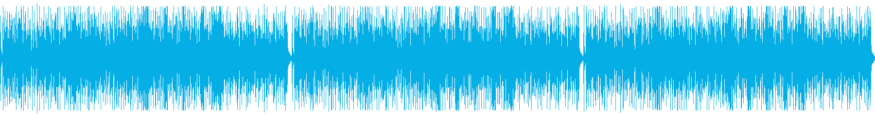 【ループ版】YouTubeワクワク…の再生済みの波形