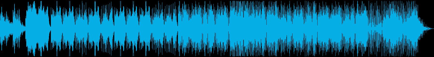ポップ。 Rhythmicはノスタ...の再生済みの波形