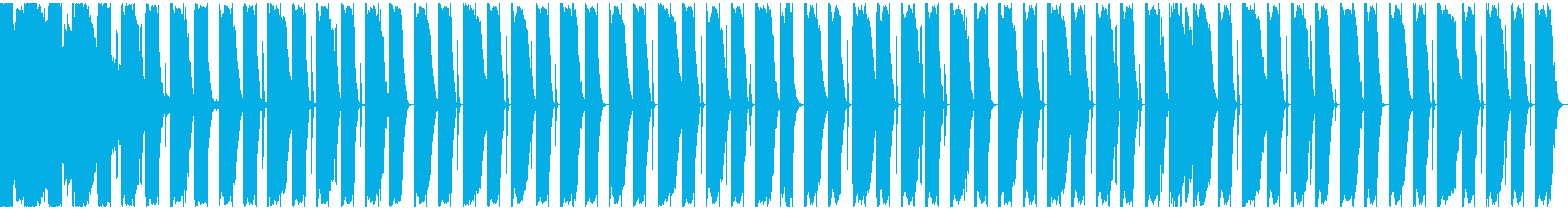 【エレクトロニカ】ロング2、ミディアム1の再生済みの波形