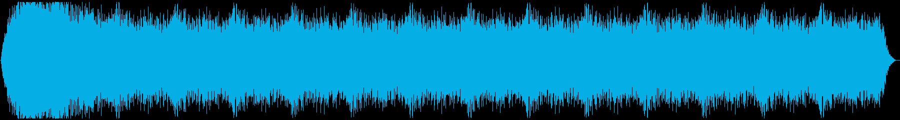 ドローン ストームハイ03の再生済みの波形