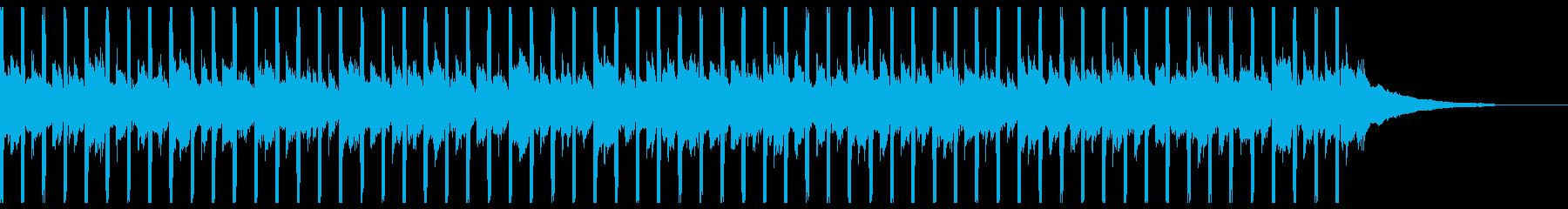 テクノロジー株式会社(30秒)の再生済みの波形
