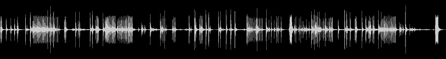ピンボール、マシン、フリッパー、ス...の未再生の波形