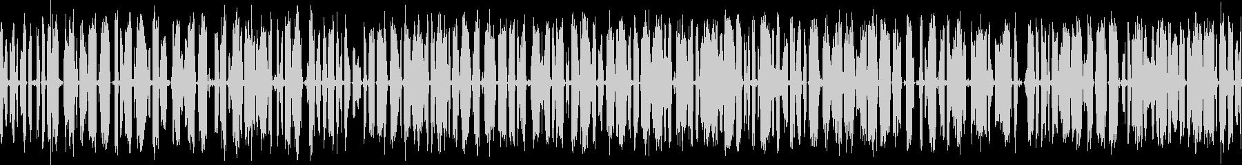 電気・ショート・感電・ビリビリ効果音の未再生の波形