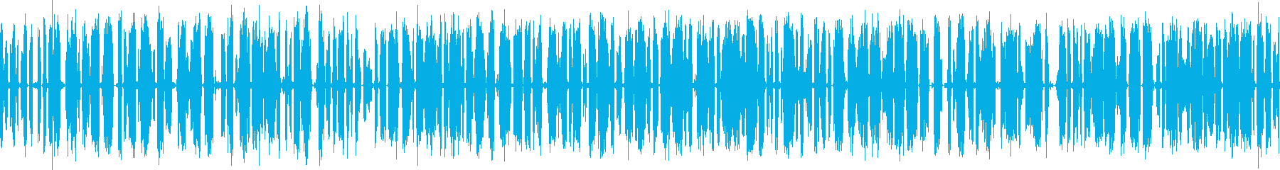 電気・ショート・感電・ビリビリ効果音の再生済みの波形