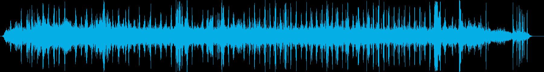 聖週間ラレバンタの再生済みの波形