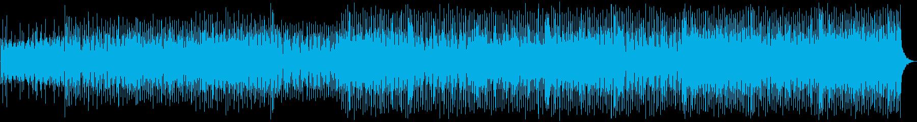 アコーディオン、ピアノ、アコーステ...の再生済みの波形