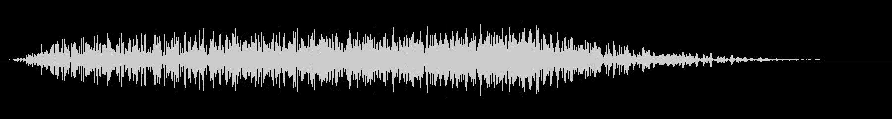 ダークサイド1の未再生の波形