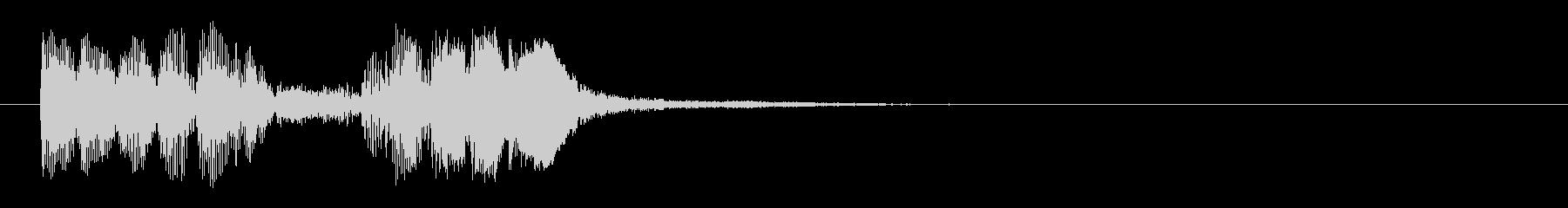 8ビット風システム音-18-4_revの未再生の波形