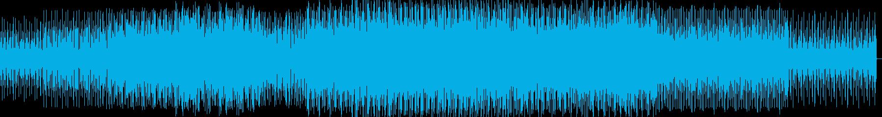 ダンス-DJツールに最適なハウスの再生済みの波形