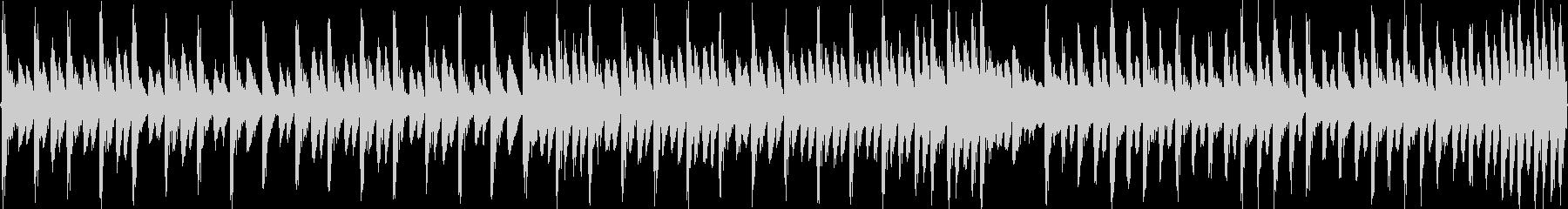 8bitクラシック カプリース(ループ)の未再生の波形