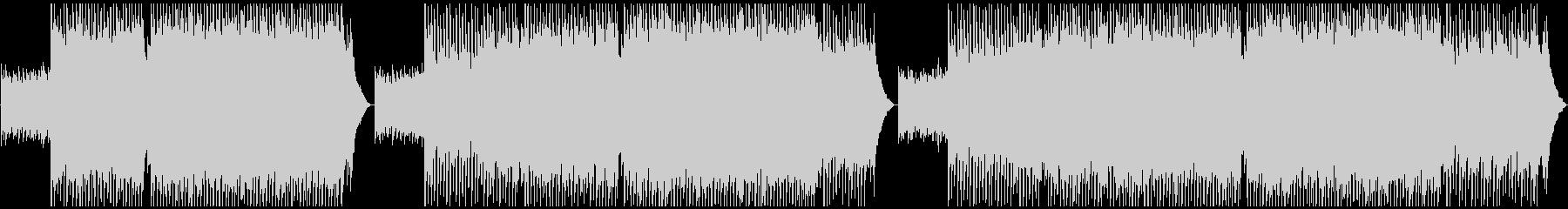爽やかポップなコーポレート系BGMの未再生の波形