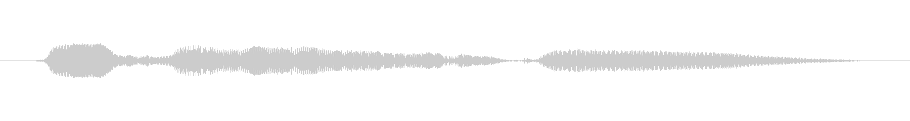 鳴き声 女性トークエルフィッシュ05の未再生の波形