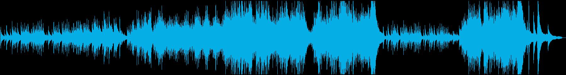 ピアノソロ:エンディング、癒し、静かの再生済みの波形
