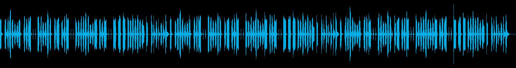 のんびりお遊戯ソング1〜どんぐりころころの再生済みの波形