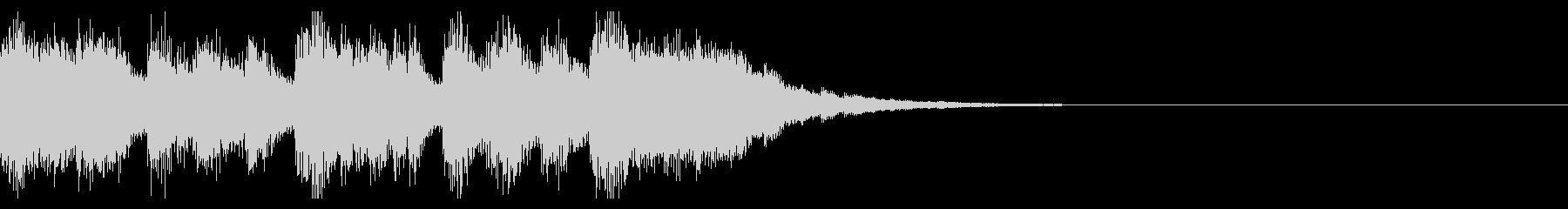 ファンファーレ_06の未再生の波形