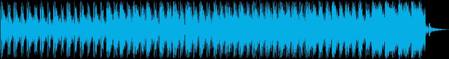 動画 技術的な 希望的 ハイテク ...の再生済みの波形