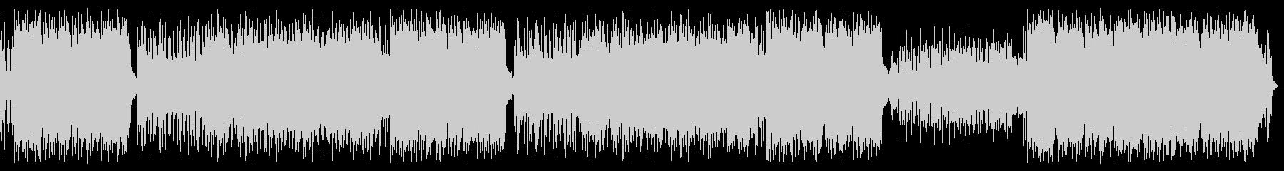 ダークな曲(緊迫/危機/緊急/異常)の未再生の波形
