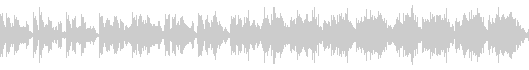 緊張感のあるEpicオーケストラ/ループの未再生の波形