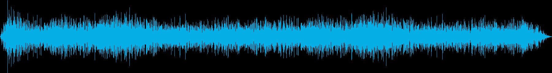 ハーレーダビッドソン:低周波アイド...の再生済みの波形