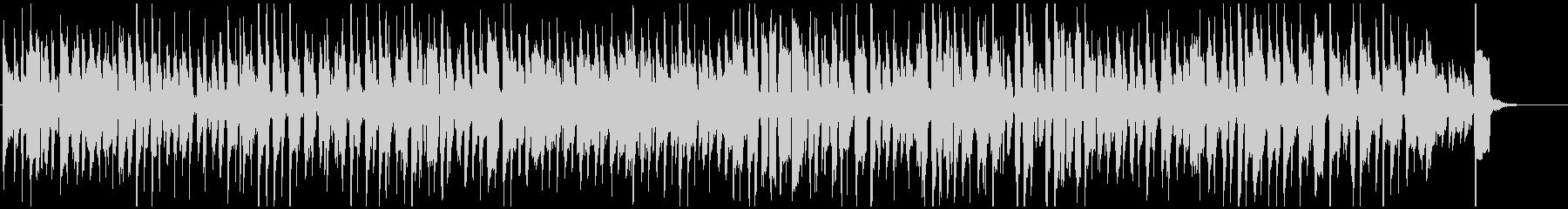 レトロジャズ、ジプシースイング※60秒版の未再生の波形