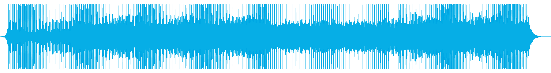 Serious Technology's reproduced waveform