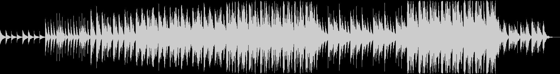 クリスマス オーケストラ ピアノ ...の未再生の波形