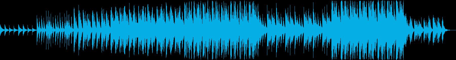 クリスマス オーケストラ ピアノ ...の再生済みの波形