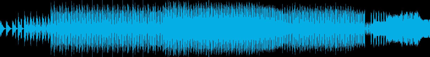 気になる待っています。主にドラムグ...の再生済みの波形