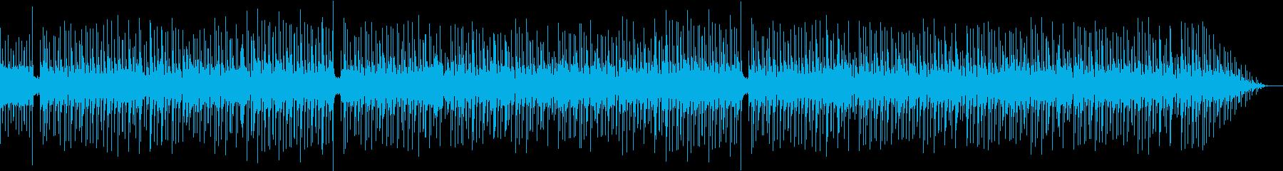 伸びやかでゆったりしたバイオリンソロの再生済みの波形