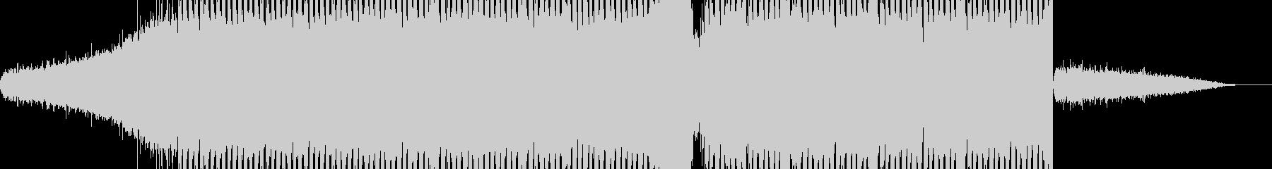 【ディープハウス】アンダーグラウンドな曲の未再生の波形