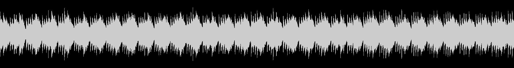 (loop)ピアノが印象的なループBGMの未再生の波形