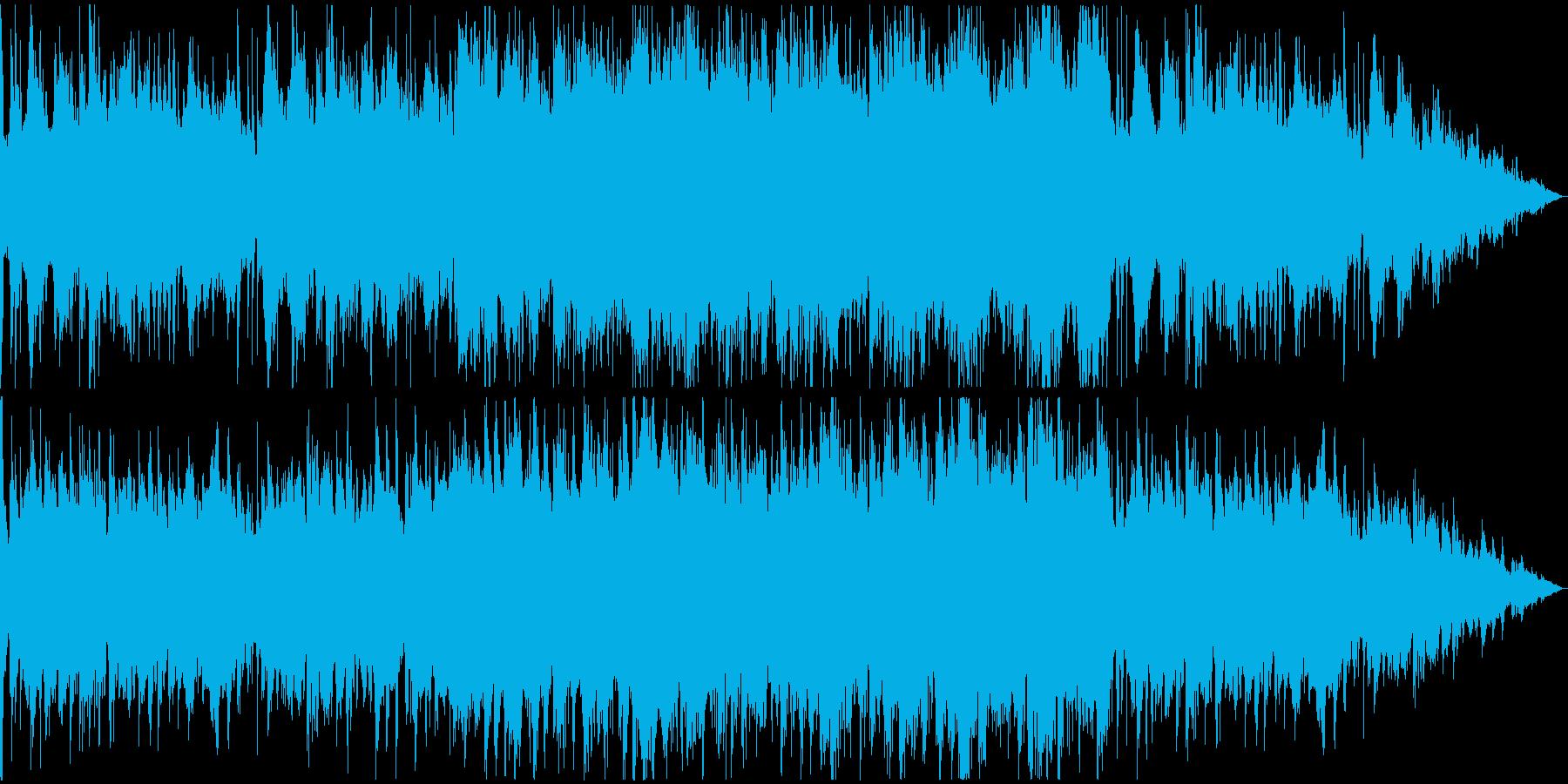 ファンタジー・歴史系あらすじ・プロローグの再生済みの波形