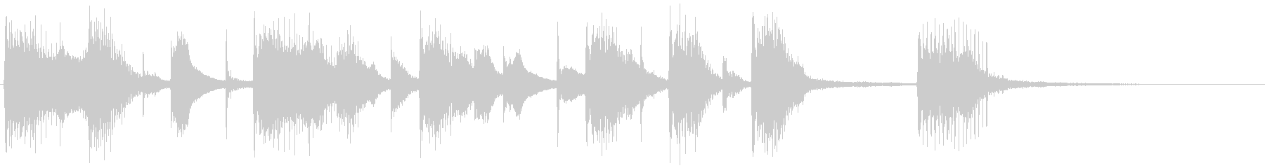 サーカスセグ4の未再生の波形