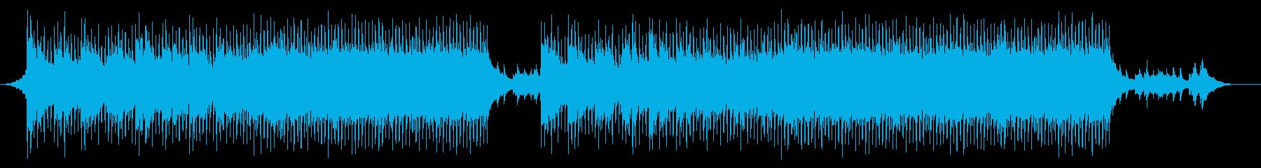 Snow Whiteの再生済みの波形